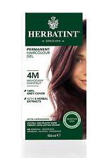HERBATINT HERBAL NATURAL HAIR DYE MAHOGANY CHESTNUT 4M 150ml - AMMONIA FREE