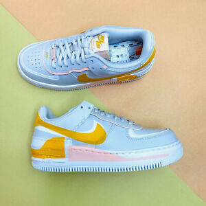 Nike W Air Force 1 Shadow SE Trainers Shoes UK 4 EUR 37.5 US 6.5 CQ9503 001