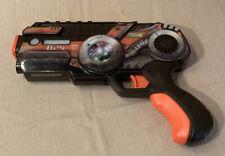 WowWee Light Strike Laser Tag Gun Pistol Photon Matrix DCR 024 XR Series ORANGE
