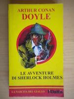 Le avventure di Sherlock HolmesConan Doyle Arthurl'Unità nascita giallo 4 202