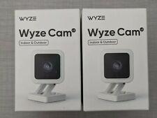New Wyze 3 Day Sale Wyze Cam V3 Wireless Camera - Listing is for 2 camera Save $