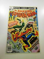 Amazing Spider-man #168, VF+ 8.5, Will O' the Wisp