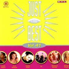 Just the Best 41 (2002) Tiziano Ferro, B3, No Angels, Xavier Naidoo, Na.. [2 CD]