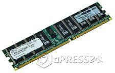 2GB DDR PC2100 266MHz ECC HP PN: A6970AX