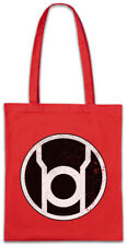 THE BIG RED LANTERN BANG LOGO Shopper Shopping Bag Sheldon Nerd Cooper