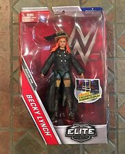 Mattel WWE BECKY LYNCH Elite Figure Series 49 Lasskicker Women's Wrestling