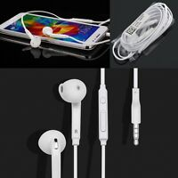 For Samsung Galaxy S6/S6 Edge 3.5mm Hands-Free Stereo Headset EO-EG920BW White