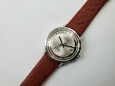Rare Vintage Guda Super-Automatic Polerouter ETA 2472 Incabloc Swiss Made Watch
