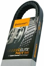 CONTINENTAL ELITE 4080810 Serpentine Belt for 94-02 RAM 2500-3500 Diesel w/AC