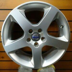 """Volvo C30 S40 S50 V50 2008 2009 2010 2011 2012 17"""" Factory OEM Wheel Rim 70316"""