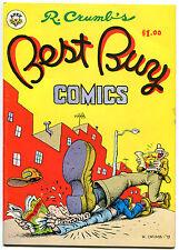 BEST BUY COMICS #1, FN+, Robert Crumb, Underground, 1st, 1979, more UG in store