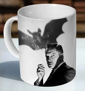 Vincent Price The Bat Ceramic Coffee Mug - Cup