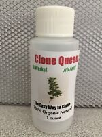 Clone Queen 1oz Hydroponics Rooting Propagation Solution