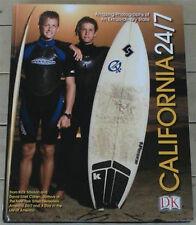 California 24/7, Photographic Book, Hardcover, NEW