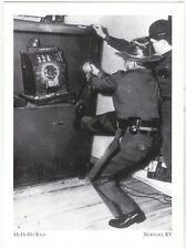 """*Postcard-""""Raiding/Casino Slots Machines""""-Hi-De Ho Raid- @ Newport, Ky. (A84-1)"""