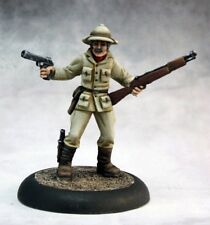 Dan McDermott Pulp Era Hero Reaper Miniatures Chronoscope Modern Gun Ranged