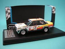 FIAT 131 ABARTH CARDIN - RALLY VILLA GIJON 1981 - 1/43 NEW TROFEU PITES PM-R006