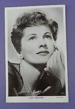 Joan Fontaine Original Picturegoer Postcard W67