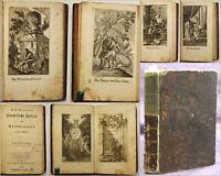 Gellert's Sämtliche Fabeln und Erzählungen 1829 seltene Ausgabe Belletristik sf