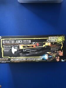 New Wowwee Light Strike Refractor Launch System Laser Tag Recoil Gun Attachment