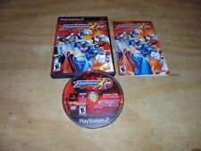 Mega Man X8 (Sony PlayStation 2, 2004)complete near mint disc