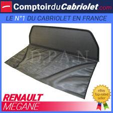 Filet anti-remous saute-vent, Windschott, Renault Megane cabriolet - TUV