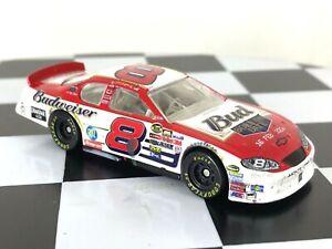 RACED VERSION 1:64 Dale Earnhardt Jr #8 Bud Born On Date 15 Feb 2004 Chevrolet