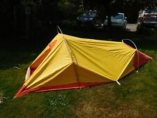 Rare Vintage MSR 1-Man LIGHT DIMENSION GORE-TEX Two Hoop Tent 4.5 lbs