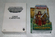 MotUC CHIEF CARNIVUS Masters of the Universe Classics MOC NEU & OVP