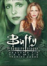 Inkworks Buffy TVS Season 6 Ultimate Collection Complete 90 Card Base Set