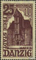 Danzig 264 gestempelt 1936 Winterhilfswerk