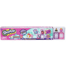 Shopkins Childrens Toy Mega Pack 20 Pack of Collectable Characters - Series 8