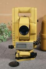 Vinile As-Is 】 Totale Stazione Topcon GTS-310 Iia Perizie