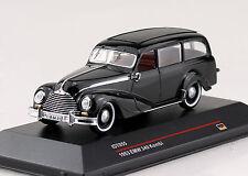 EMW 340 Kombi schwarz 1953 1:43 IXO IST Modellauto IST055