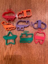 Assorted Cookie Cutters. Animal shapes