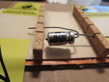 2uF, 50DC Sprague 30D TE1301 USA Axial Capacitor New Old Stock Qty: 1 Piece