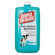 Simple Solution Dog Odour & Stain Removal Products