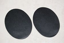 Leather Elbow Patches - Iron on (Washable)