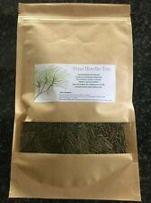 Pine Needle Tea Pinus Strobus dried needles vitamins, suramin, shikimic acid.