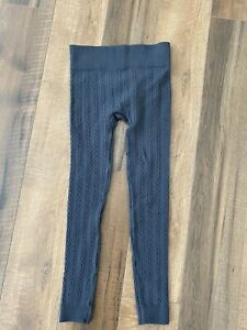 Women's Gray Unbranded Thermal Tights Long John One Size Fits Most