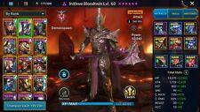 Raid Shadow Legends End Game Account 20 Legendries 2.3 Million Power UNM 4Key