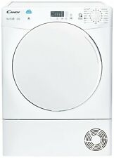 Candy CSC10LF 10KG Condenser Tumble Dryer LED Display White-Collect Bradford