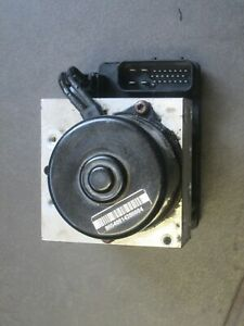 VW Lupo Polo ABS Block Hydraulikblock Hauptbremsaggregat 6X0614117 6X0907379B