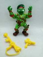 1991 TMNT Teenage Mutant Ninja Turtles Raph The Green Teen Beret