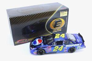 2001 JEFF GORDON #24 Dupont Pepsi 1:24 diecast car Monte Carlo Elite RCCA
