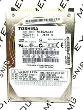 Toshiba 80GB MK8026GAX IDE (HDD2191 V ZK01 S) Laptop HardDrive WIPED & TESTED!