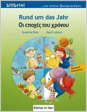 Edition bi:libri - Rund um das Jahr - ein deutsch-griechisches Kinderbuch