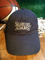 Samuel Adams Boston beer adjustable strapback hat cap h53