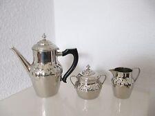 sehr altes WMF KAFFEESET 3teilig - WMF coffee set -