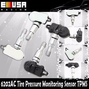 1Set 4PCS Tire Pressure Sensor TPMS for Lexus 06-13 IS250 IS350 42607-33021